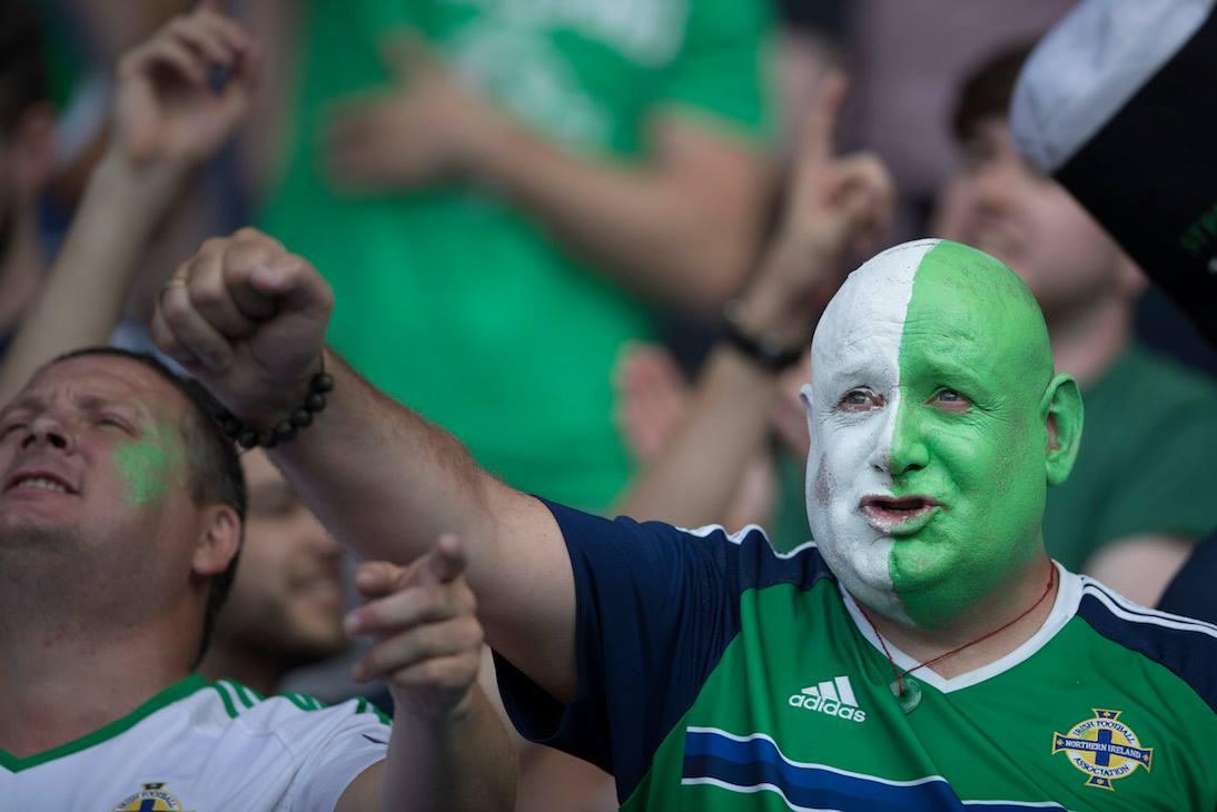 Fans Noord-Ierland