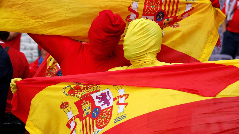 Fans Spanje