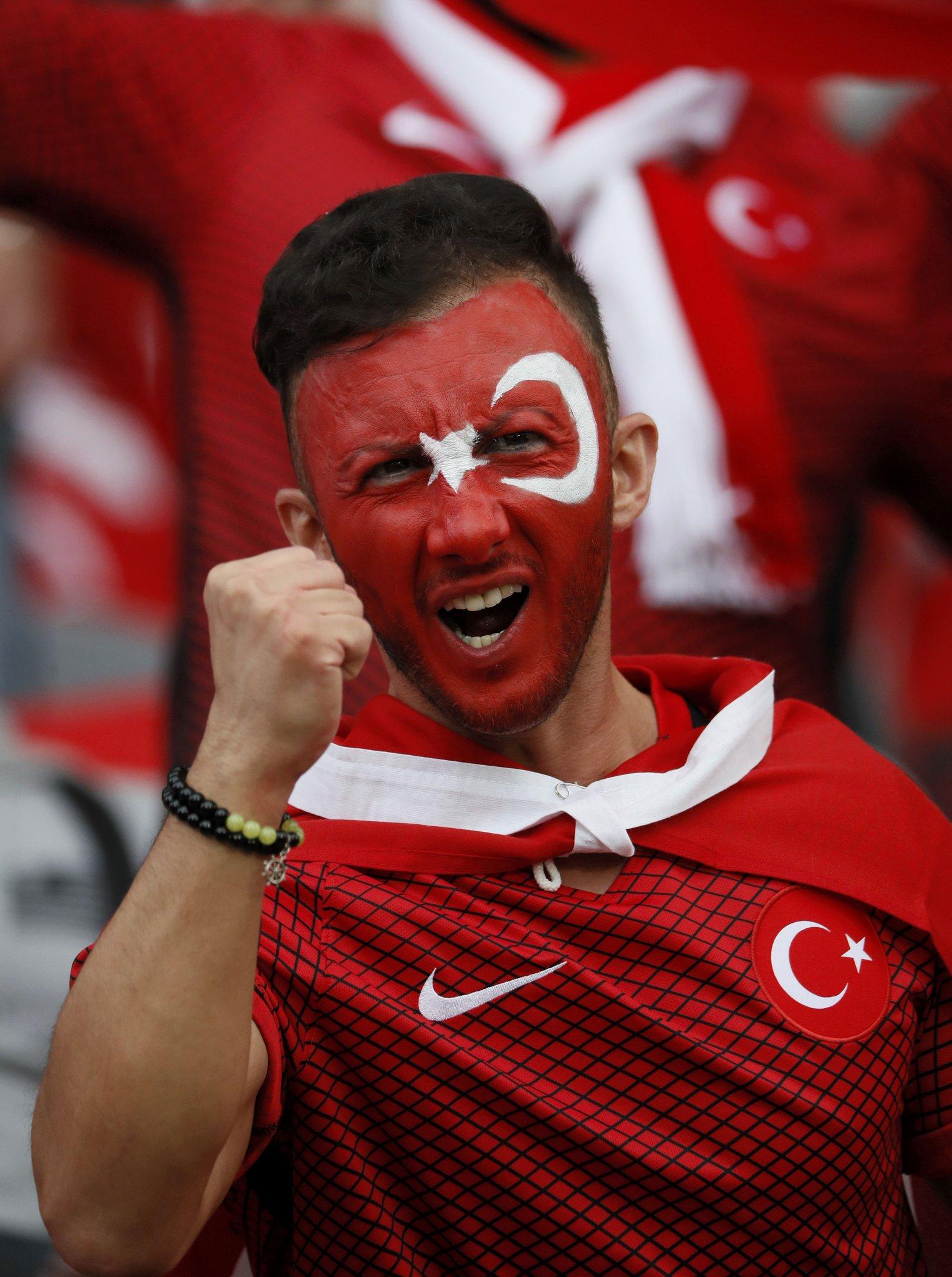 Fans Turkije